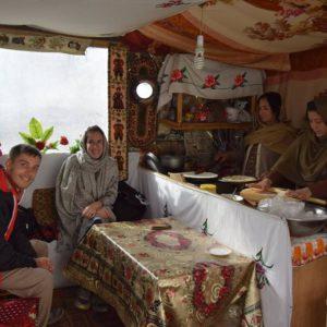 Hunza Food Pavilion