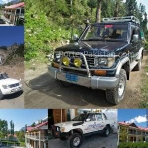 Fazal Jeep and 4×4 Transport