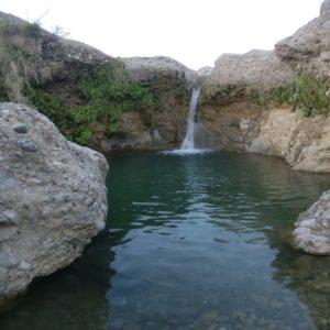 مگرپیرآبشار، کنراچ بلوچستان                               – Mugar Pir Waterfalls, Kanrach, Baluchistan