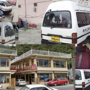 Hunza Heaven-Shabbir Transport