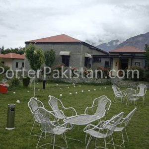 Bam-e-Dunya Hotel & Resort