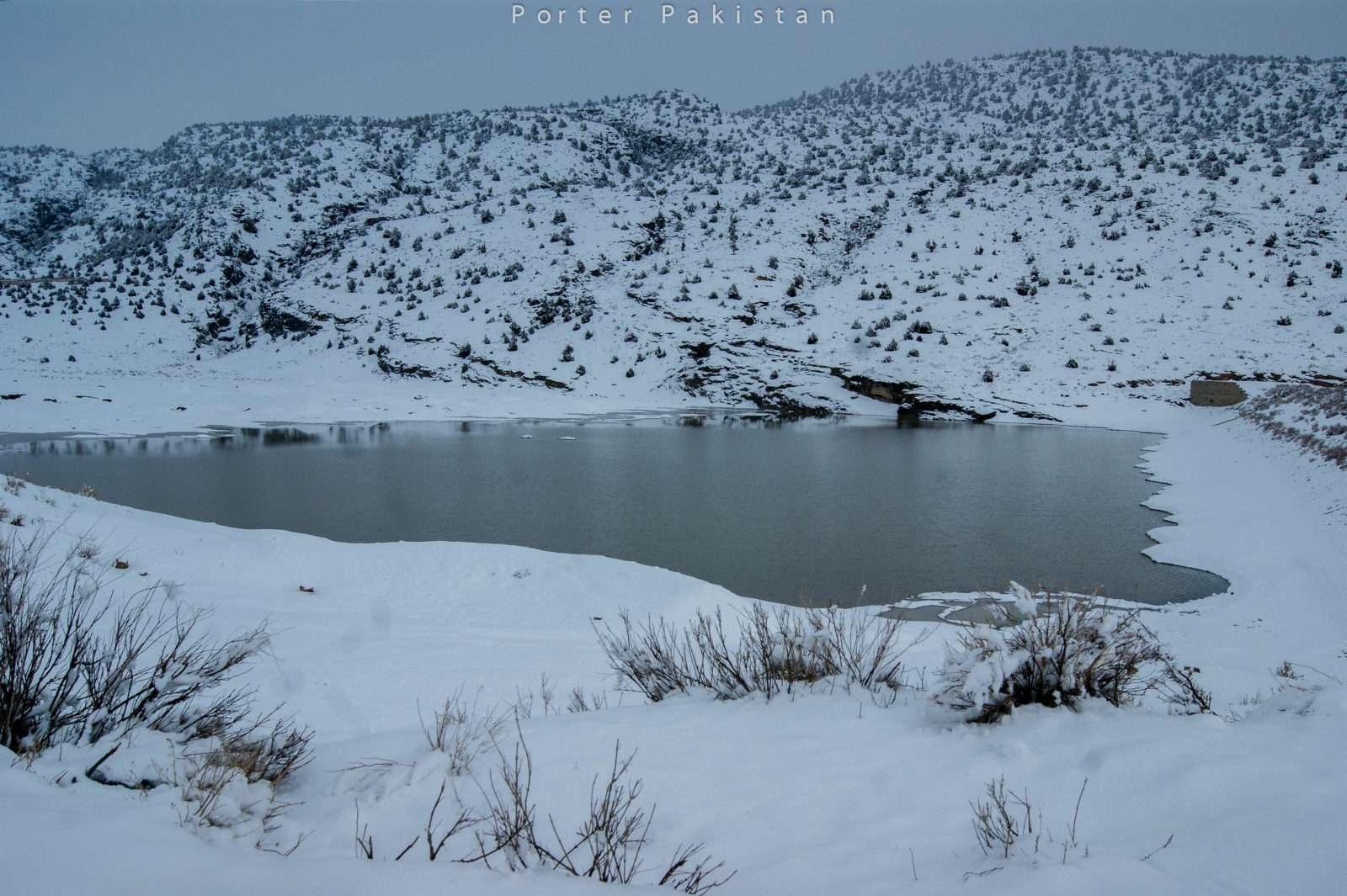 Pechi Dam - Ziarat