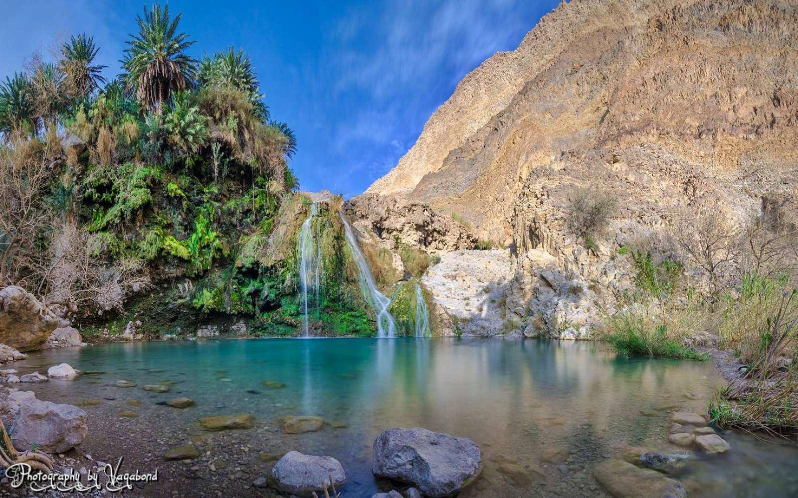 Pir Ghaib Waterfalls - Mach
