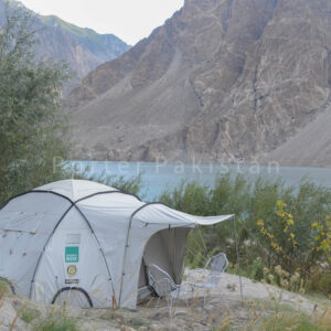 Lamama camp site