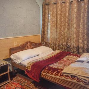 Hunza huts