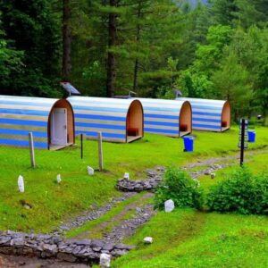 Thandiani Camping Pods